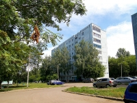 neighbour house: st. Komarov, house 19. Apartment house