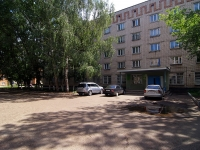 neighbour house: st. Komarov, house 22. prophylactic center