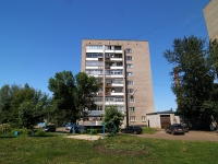 neighbour house: st. Komarov, house 27. Apartment house