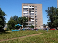 Naberezhnye Chelny, Komarov st, house 27. Apartment house