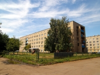 Naberezhnye Chelny, Komarov st, house 30. Apartment house