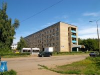 neighbour house: st. Komarov, house 30. Apartment house