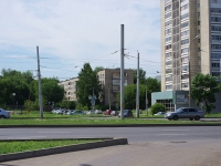 neighbour house: st. Komarov, house 35Б. Apartment house