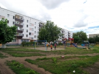 Naberezhnye Chelny, Gaydar alley, house 1. Apartment house