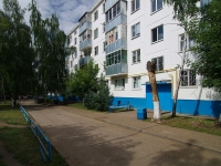 Naberezhnye Chelny, Gaydar alley, house 6. Apartment house