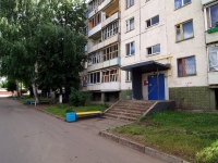 Naberezhnye Chelny, Gaydar alley, house 7. Apartment house