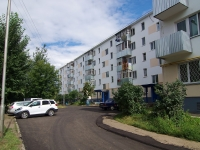 Naberezhnye Chelny, Gaydar alley, house 8. Apartment house