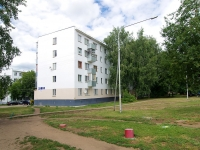 Naberezhnye Chelny, Gaydar alley, house 10. Apartment house