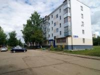 Набережные Челны, Гайдара переулок, дом 10. многоквартирный дом