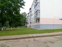 Naberezhnye Chelny, Energetikov alley, house 8. Apartment house