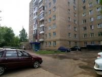 Naberezhnye Chelny, Naberezhnaya Gabdully Tukaya st, house 1. Apartment house