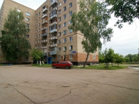 Naberezhnye Chelny, Naberezhnaya Gabdully Tukaya st, house 3. Apartment house