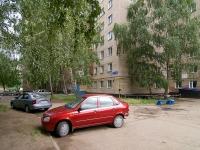 Naberezhnye Chelny, Naberezhnaya Gabdully Tukaya st, house 5. Apartment house
