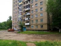 Naberezhnye Chelny, Naberezhnaya Gabdully Tukaya st, house 7. Apartment house
