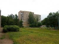 Naberezhnye Chelny, Naberezhnaya Gabdully Tukaya st, house 9. Apartment house