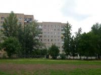Набережные Челны, улица Набережная Габдуллы Тукая, дом 11. многоквартирный дом