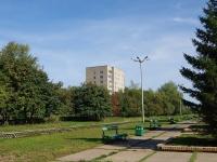 Naberezhnye Chelny, Naberezhnaya Gabdully Tukaya st, 房屋 13. 公寓楼