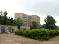 Набережные Челны, улица Набережная Габдуллы Тукая, дом 19. многоквартирный дом
