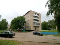 neighbour house: st. Naberezhnaya Gabdully Tukaya, house 29. Apartment house