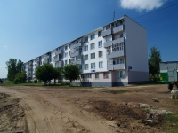 Naberezhnye Chelny, Naberezhnaya Gabdully Tukaya st, house 47. Apartment house