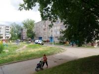 Naberezhnye Chelny, Naberezhnaya Gabdully Tukaya st, 房屋 63. 公寓楼