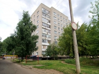 Naberezhnye Chelny, Naberezhnaya Gabdully Tukaya st, house 71. Apartment house