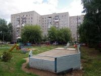 Naberezhnye Chelny, Naberezhnaya Gabdully Tukaya st, house 73. Apartment house