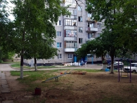 Naberezhnye Chelny, Naberezhnaya Gabdully Tukaya st, 房屋 81. 公寓楼