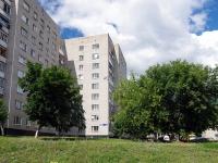 Naberezhnye Chelny, Naberezhnaya Gabdully Tukaya st, house 81. Apartment house