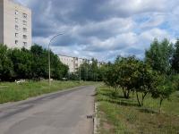 Naberezhnye Chelny, Naberezhnaya Gabdully Tukaya st, 房屋 83. 公寓楼