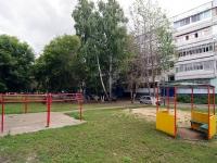 Naberezhnye Chelny, Naberezhnaya Gabdully Tukaya st, house 89. Apartment house
