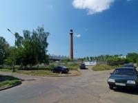 Naberezhnye Chelny, Naberezhnaya Gabdully Tukaya st, service building