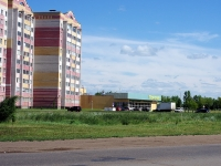 "neighbour house: st. Tan, house 201. supermarket ""Подсолнух+"""