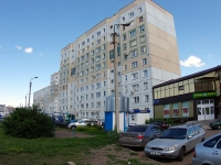 Naberezhnye Chelny, Tan st, house 209. Apartment house