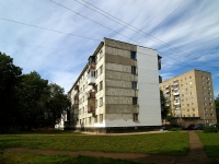 neighbour house: alley. Kosarev, house 6. Apartment house