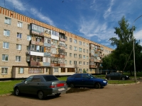 Naberezhnye Chelny, Kosarev alley, house 7. Apartment house