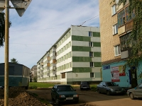 Naberezhnye Chelny, Kosarev alley, house 8. Apartment house