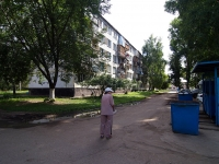 Naberezhnye Chelny, Sadovy alley, house 11. Apartment house