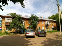neighbour house: st. 27th kvartal, house 8. Apartment house