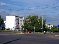 Набережные Челны, улица 10-й комплекс (ГЭС), дом 23. многоквартирный дом