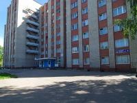 neighbour house: avenue. Musa Dzhalil, house 8. hostel Камского политехнического колледжа им. Л.Б. Васильева