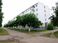 Naberezhnye Chelny, Musa Dzhalil avenue, house 33. Apartment house