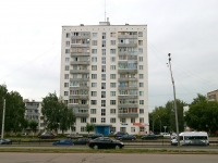 Naberezhnye Chelny, Musa Dzhalil avenue, house 34. Apartment house