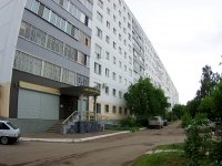Naberezhnye Chelny, Musa Dzhalil avenue, house 35. Apartment house
