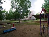 Naberezhnye Chelny, 文科中学 №64, Musa Dzhalil avenue, 房屋 37