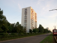 Naberezhnye Chelny, Musa Dzhalil avenue, house 40. Apartment house