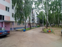 Naberezhnye Chelny, Musa Dzhalil avenue, house 43. Apartment house