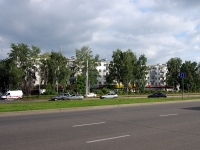Naberezhnye Chelny, Musa Dzhalil avenue, house 44. Apartment house
