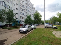 Naberezhnye Chelny, Musa Dzhalil avenue, house 47. Apartment house