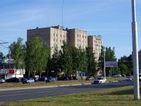 Naberezhnye Chelny, Musa Dzhalil avenue, house 56А. office building